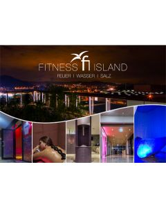 Gutschein Fitness Island Package Bikini Beach